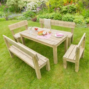 Fine Wooden Garden Furniture Beautiful And Robust Notcutts Beutiful Home Inspiration Ommitmahrainfo