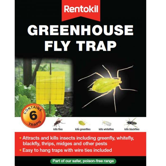 Rentokil Greenhouse Fly Trap