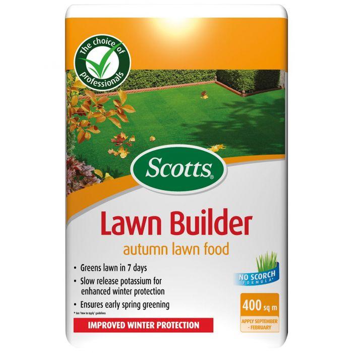Scotts Lawn Builder Autumn Lawn Food - 400sqm