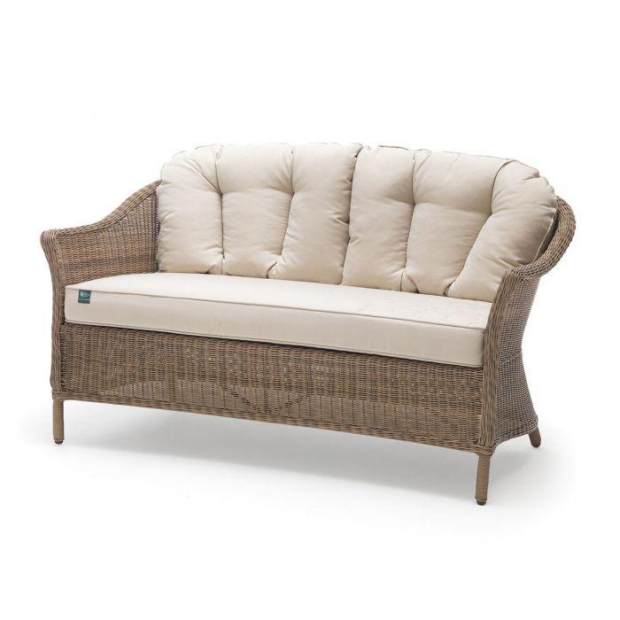 eba962da05a8 Kettler Harlow Carr 2 Seat Sofa With Cushion   Notcutts