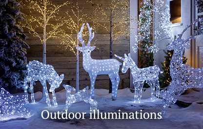 Outdoor illuminations