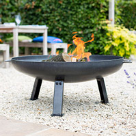 Firepits and chimeneas