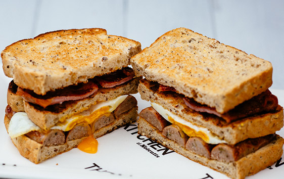 Start your day with a Breakfast Club