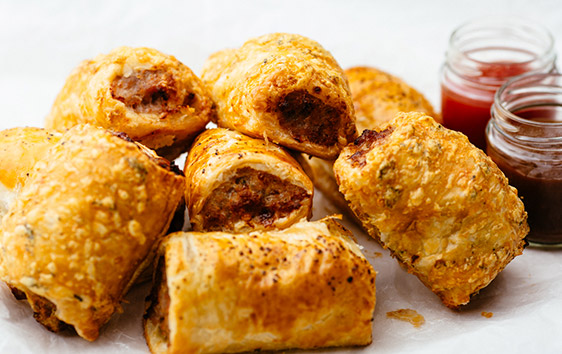 Signature Sausage Roll
