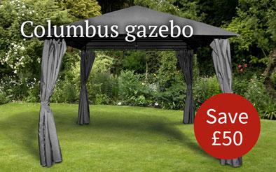 Columbus Gazebo- save £50