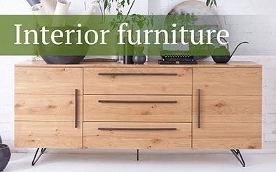 New interior furniture