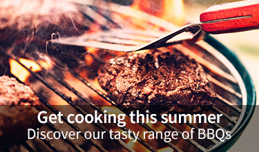 Discover our range of BBQs