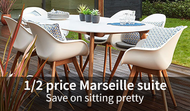 Half price Marseille suite
