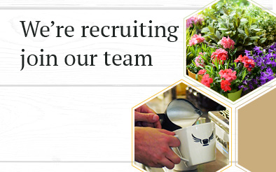 We're recruiting - join our team
