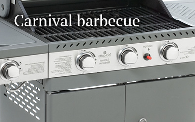 Notcutts Carnival barbecue