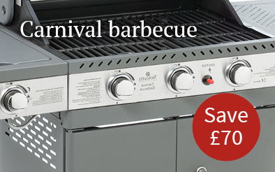 Notcutts Carnival barbecue - save £70