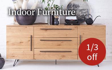 Indoor furniture - 1/3 off