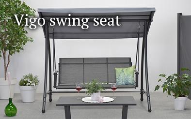 Notcutts vigo swing seat