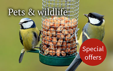 Pets & Wildlife offers