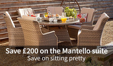 Save £200 on the Mantello suite