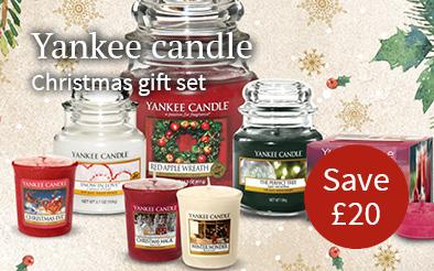 Yankee candle gift set - Save £20