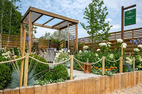 Cranleigh Garden Centre Show Garden