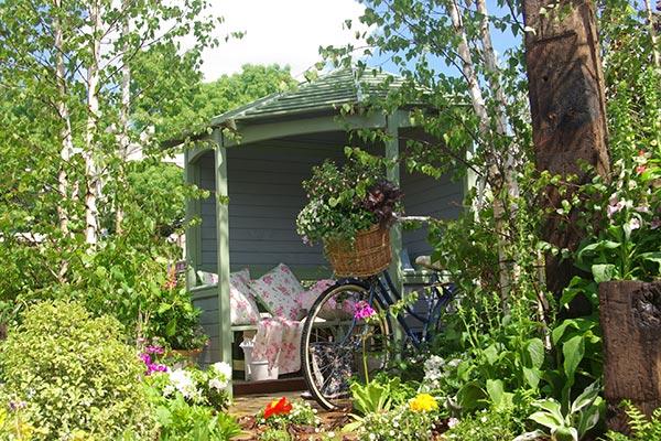 Wheatcroft Garden Centre Show Garden