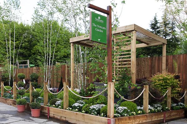 Booker Garden Centre Show Garden