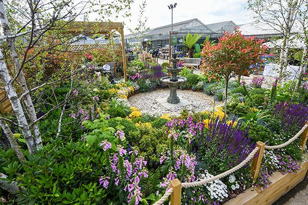Maidstone Garden Centre Show Garden